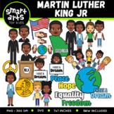 Martin Luther King Jr Clip Art