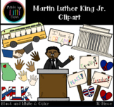 Martin Luther King Jr. Clipart