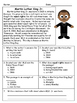 Martin Luther King Jr. Close Reading Passage and Reading C