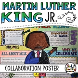 Martin Luther King Jr. Collaboration Poster Activity
