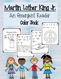 Martin Luther King Jr.: Coloring Book