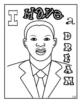 Martin's Big Words-Martin Luther King Jr. Comprehension Puzzle