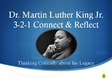 Martin Luther King Jr. - Connect & Reflect