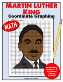 Martin Luther King, Jr. Coordinate Graphing!