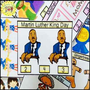 Martin Luther King Task Cards