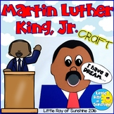 Martin Luther King Jr. Craft for January