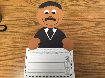 Martin Luther King Jr. Craft and Writing