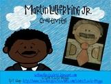 Martin Luther King, Jr. Craftivity!