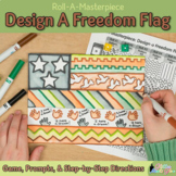 Martin Luther King Jr. Craftivity | Design a Freedom Flag,
