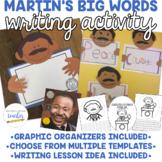 Martin Luther King Jr. Craftivity {Martin's BIG Words}