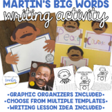 Martin Luther King Jr. Craftivity {Martin's BIG Words}