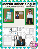 Martin Luther King Jr. Craftivity (A Black History Month Craftivity)