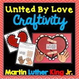 Martin Luther King Jr. Craftivity, Quote Project, Reflection
