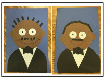 Martin Luther King, Jr. Craftivity and More