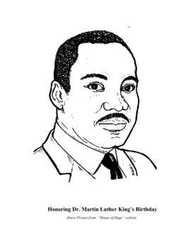 Martin Luther King, Jr Curriculum Ideas