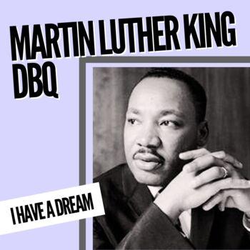 Martin Luther King Jr. DBQ Lesson Plan Outline
