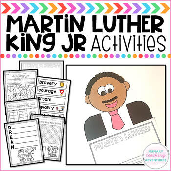 Martin Luther King Jr Day Activities