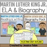 Martin Luther King Jr. Activities Bundle