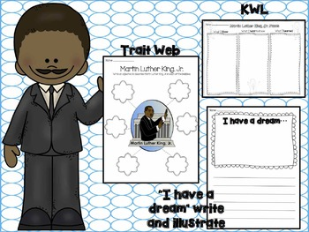 Martin Luther King, Jr. Day Activity Bundle