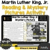 Martin Luther King Jr Day Activity | Digital MLK Day Biography