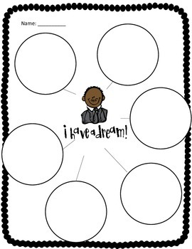 Martin Luther King Jr Day Activity Pack (MLK Day)