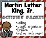 Martin Luther King, Jr. Day [ELA/Math] Activity Packet!