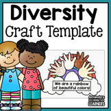 Diversity Craft - A Rainbow of Colors