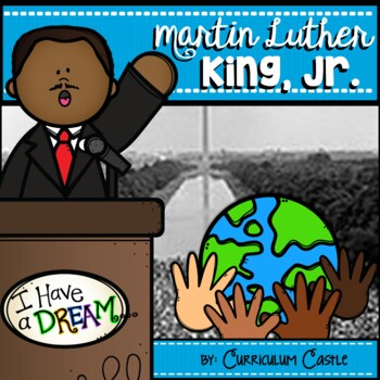 2nd Grade Martin Luther King Day Teaching Resources Lesson Plans