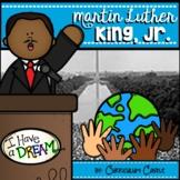 Martin Luther King Jr. Day Celebration Unit!