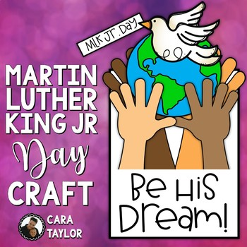 Martin Luther King Jr. Day Craft