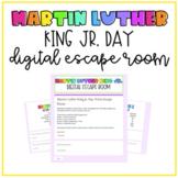 Martin Luther King Jr. Day Digital Escape Room