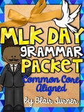 Martin Luther King, Jr. Day Grammar Packet