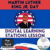 "Black History Month: Martin Luther King Jr. Day ""I Have a Dream"" Engaging Lesson"