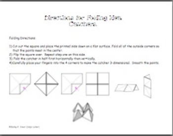 Martin Luther King Jr. Day Informational Text and Idea Catcher