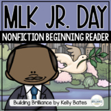Martin Luther King Jr. Day (MLK) Emergent Reader {Nonfiction}