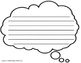 Martin Luther King Jr. Day Dream Cloud- Main Idea/Details Writing