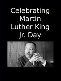 Martin Luther King Jr. Day NO PREP reading and activities,