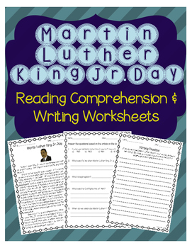 Martin Luther King Jr Day Reading