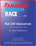 "Martin Luther King, Jr. Day ""The Amazing Freedom Race"" for 2nd and 3rd Graders"