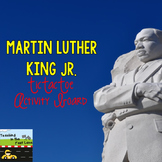 Martin Luther King Jr Day TicTacToe Choice Board