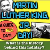Martin Luther King Jr: What's the History behind MLK? Martin Luther King Day!