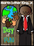 Martin Luther King, Jr. Day of Fun!