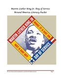 Martin Luther King Jr. Day of Service Around America Literacy Packet