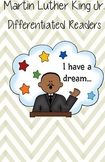Martin Luther King Jr Differentiated Readers