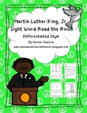 Martin Luther King, Jr. Differentiated Sight Word Read the Room