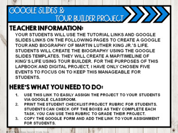 Martin Luther King, Jr. Differentiated and CCSS aligned!