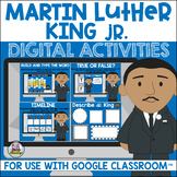 Martin Luther King Jr. Digital Activities