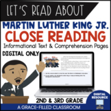 Martin Luther King Jr. Digital Resource for Google Classroom™