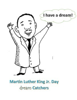 Martin Luther King Jr. Dream Catchers
