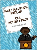 Martin Luther King Jr ELA Activity Pack